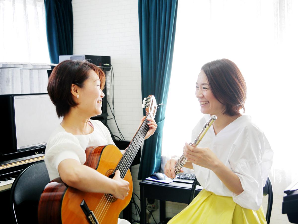 岡山市音楽教室 堀川ミュージックスクール