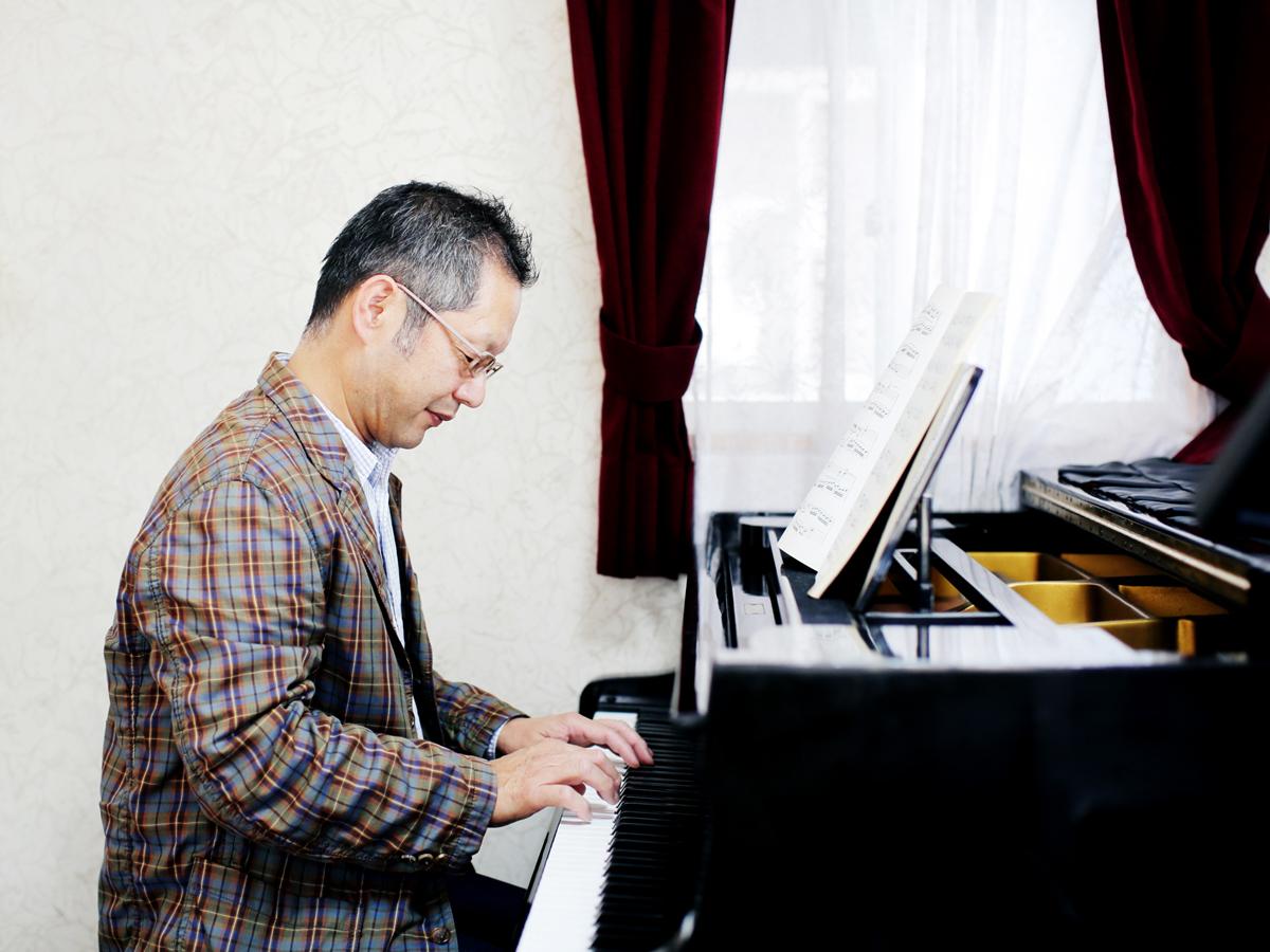 岡山市ピアノ教室 始めての方も安心