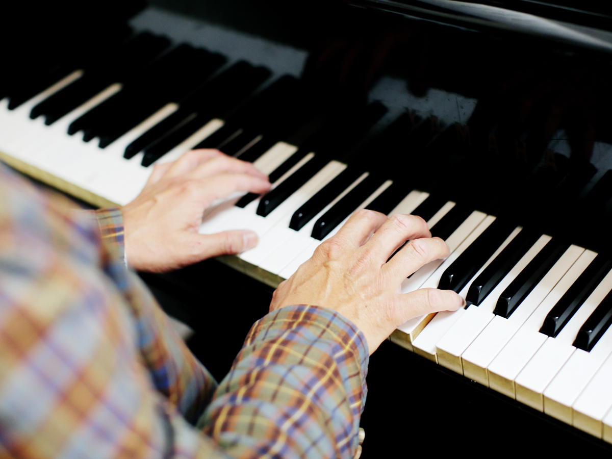 大人向け、シニア向け 岡山市ピアノ教室