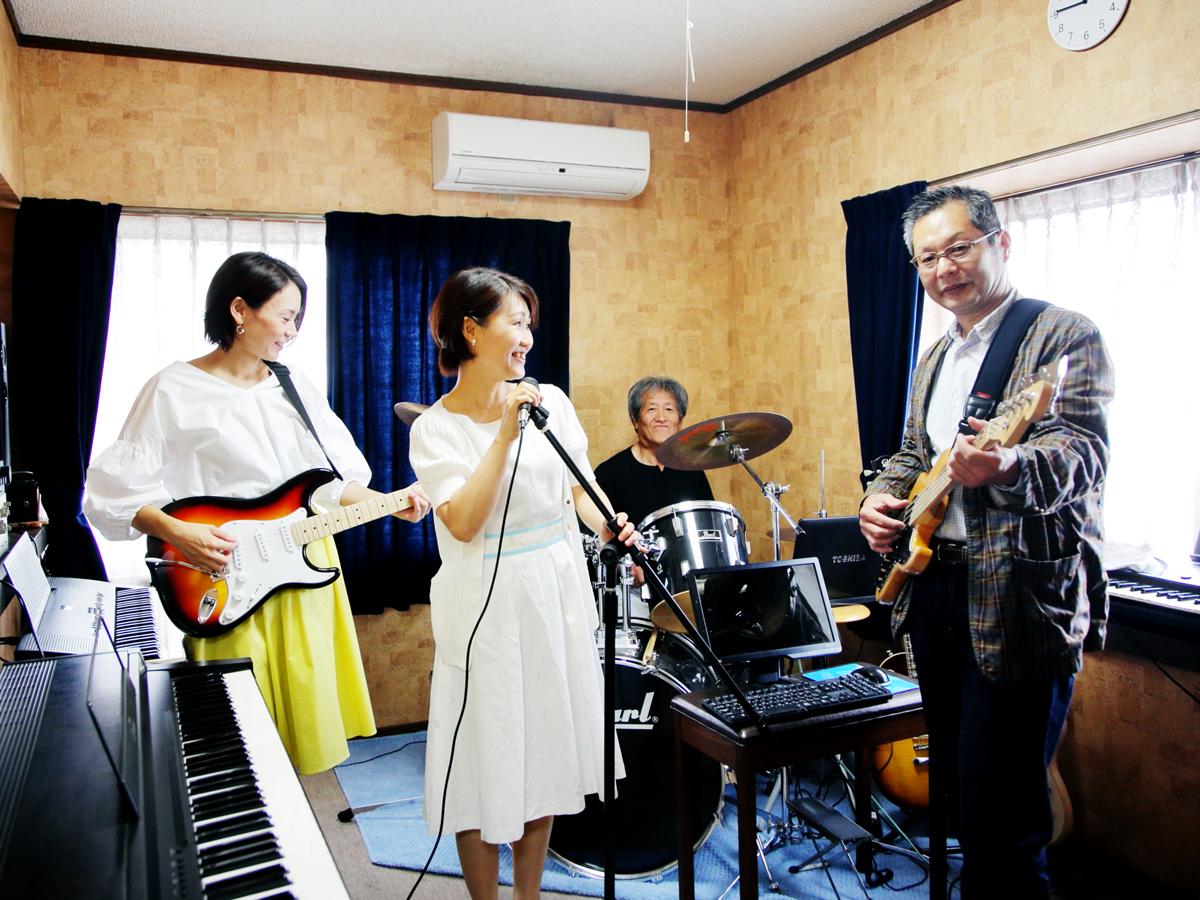 大人向け、シニア向け 岡山市音楽教室
