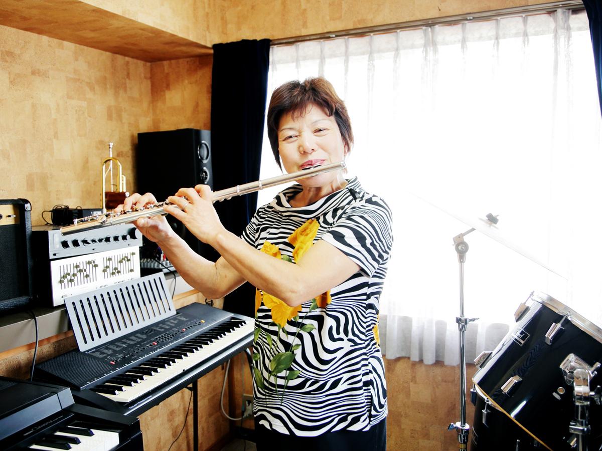 岡山市音楽教室フルートレッスン 堀川ミュージックスクール