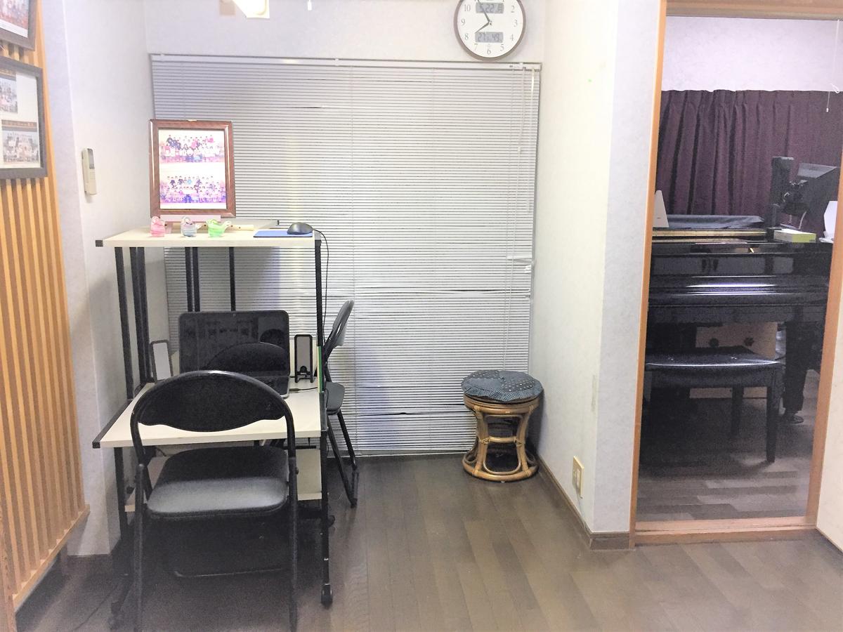 岡山市音楽教室 堀川ミュージック 妹尾教室