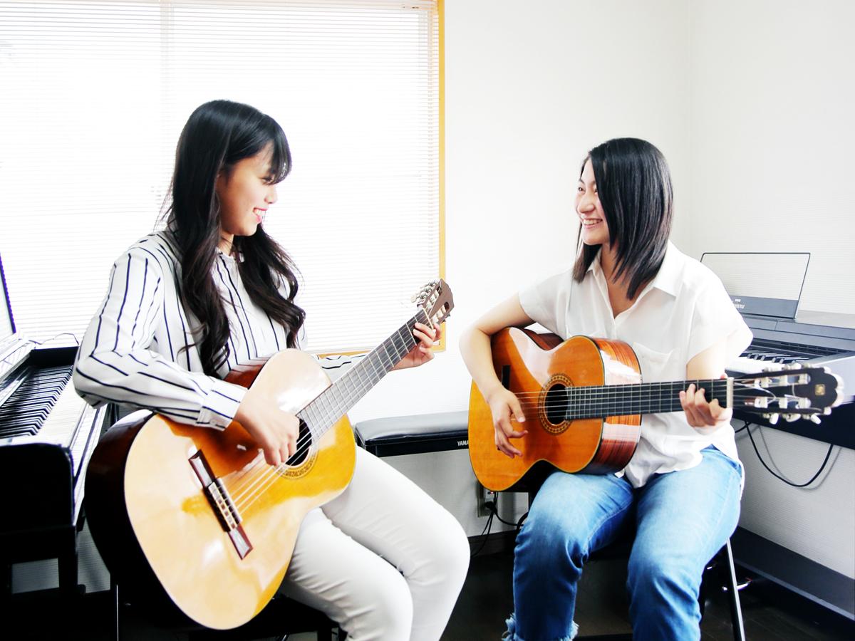 生徒様によるギター演奏