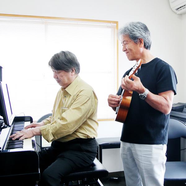 堀川ミュージックスクールの無料体験レッスン