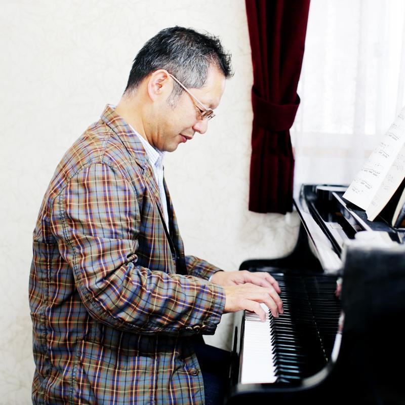 大人〜シニア向けコース ピアノ、ドラム、ギター 音楽教室