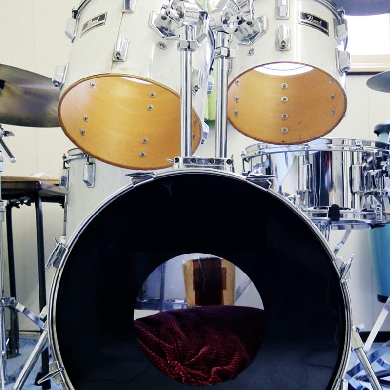 ドラム レッスン 堀川ミュージックスクール(岡山市)