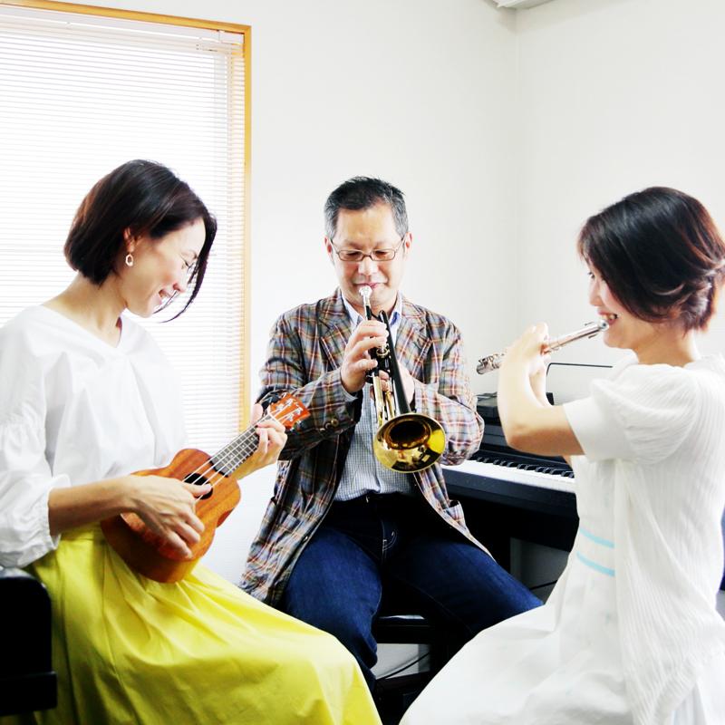 堀川ミュージックスクール 楽器レッスン料金(岡山市)