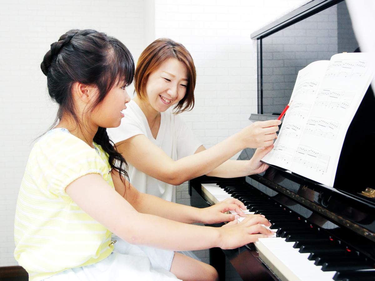 堀川ミュージックスクール ピアノレッスン