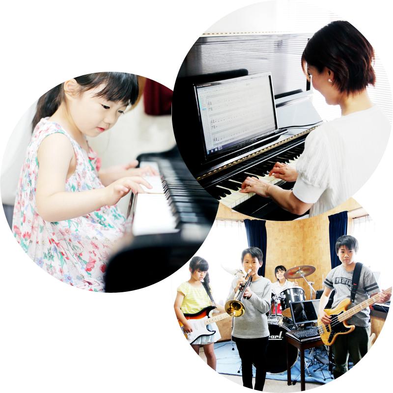 岡山市堀川ミュージックスクールの料金