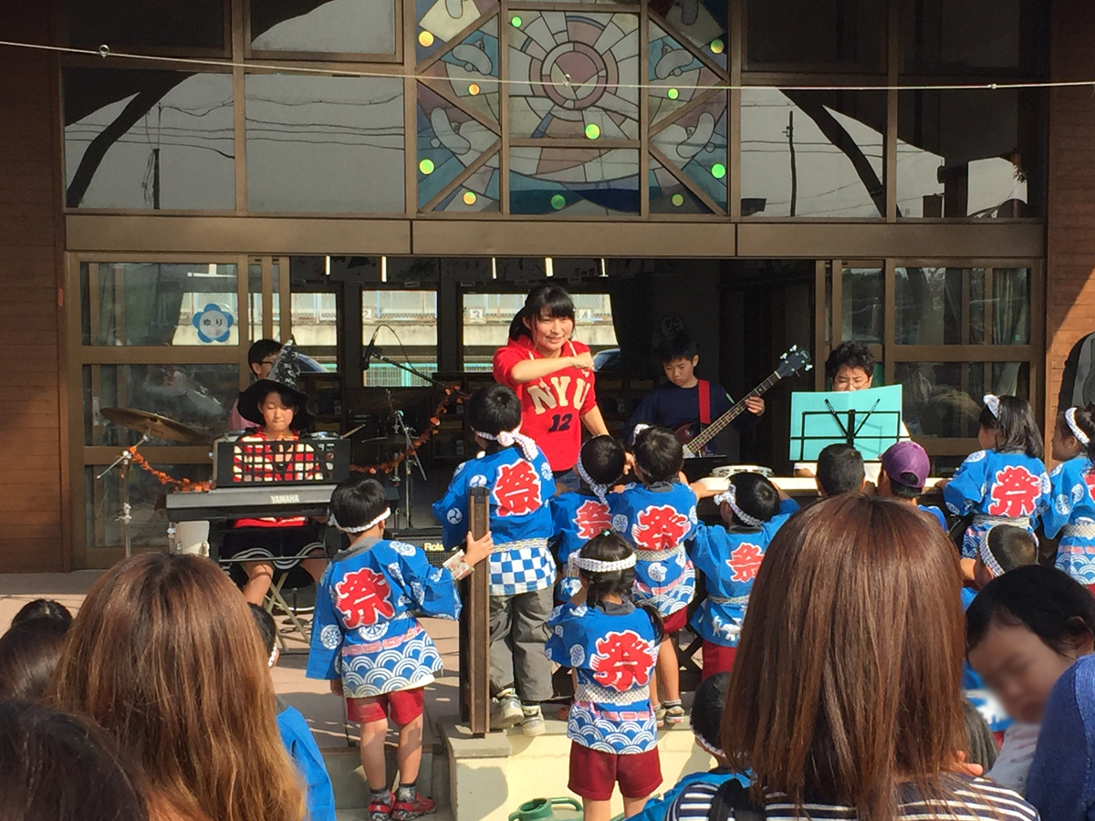 岡山音楽ボランティア団体 堀川ミュージックスクール