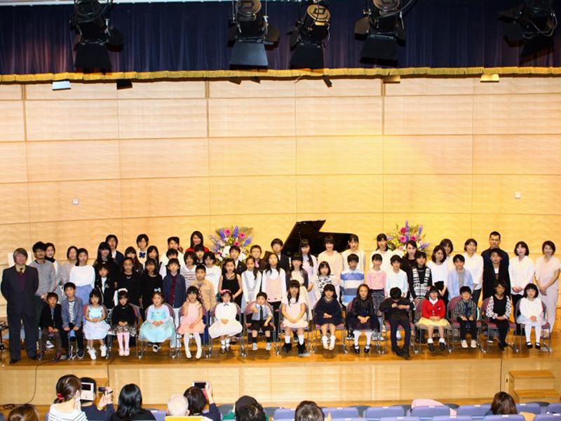 岡山市音楽スクール 発表会