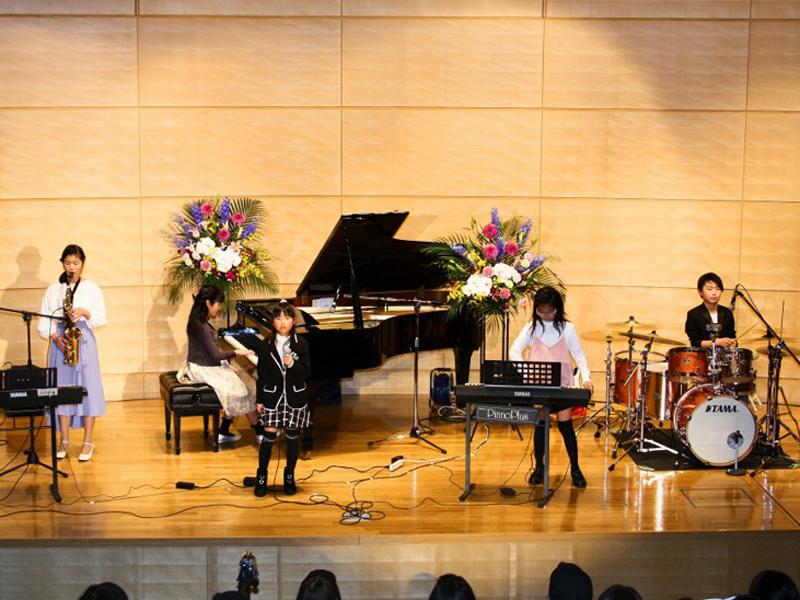 音楽発表会 岡山市 音楽教室