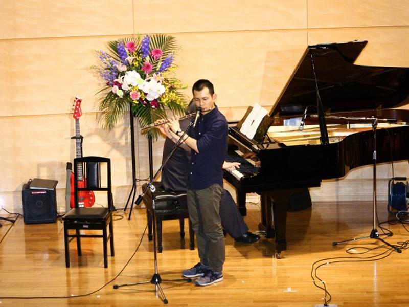 堀川ミュージック 生徒の発表会